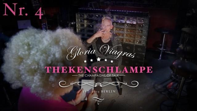 Episode 4 – Stylist Frank Wilde bei Gloria Viagras Thekenschlampe