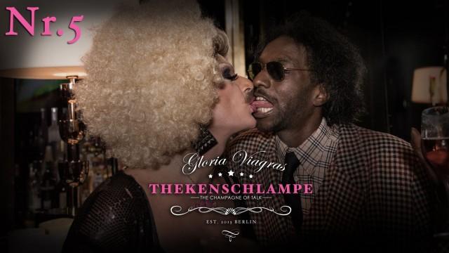 Episode 5 – DJ / Producer Eric D. Clark bei Gloria Viagras Thekenschlampe