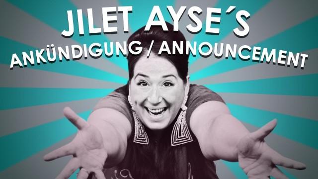 02/05 Ankündigung – Isch schwöre …JILET AYSE kommt am 05. NOV 2013