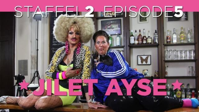 Staffel 2 / Episode 5 – Comedian und BILD Bloggerin JILET AYSE bei THEKENSCHLAMPE TV