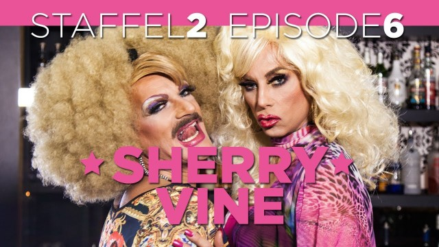 Staffel 2 / Episode 6 – YouTube Sensation & Parody Queen SHERRY VINE @ THEKENSCHLAMPE