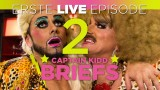 Staffel 3 / Episode 2 – BRIEFS boy Mark CAPTAIN KIDD Winmill @ THEKENSCHLAMPE TV LIVE im TIPI