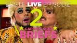Staffel 3 / Episode 2 – BRIEFS boy Mark CAPTAIN KIDD Winmill @ THEKENSCHLAMPE TV LIVE im TIPI