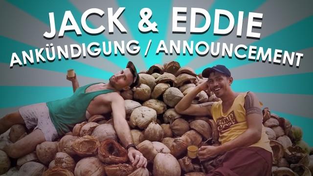 02/03 Ankündigung – JACK & EDDIE founder of TAO PHILIPPINES –  – bei THEKENSCHLAMPE TV