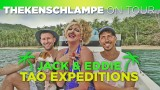 Staffel 3 / Episode 3 – JACK & EDDIE – TAO EXPEDITION @ THEKENSCHLAMPE TV on Daracotan Island